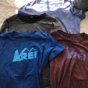 Bundle of Rei tops